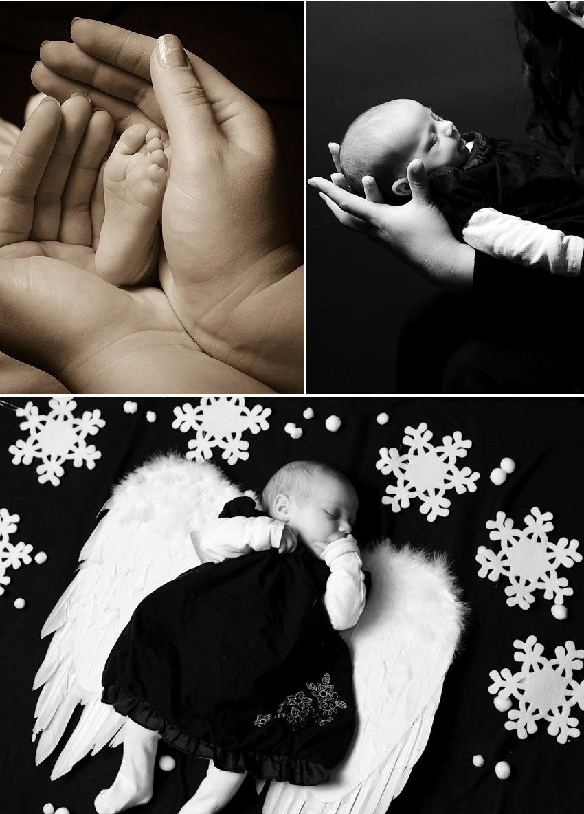 Babyfoto-Säuglingsfotos