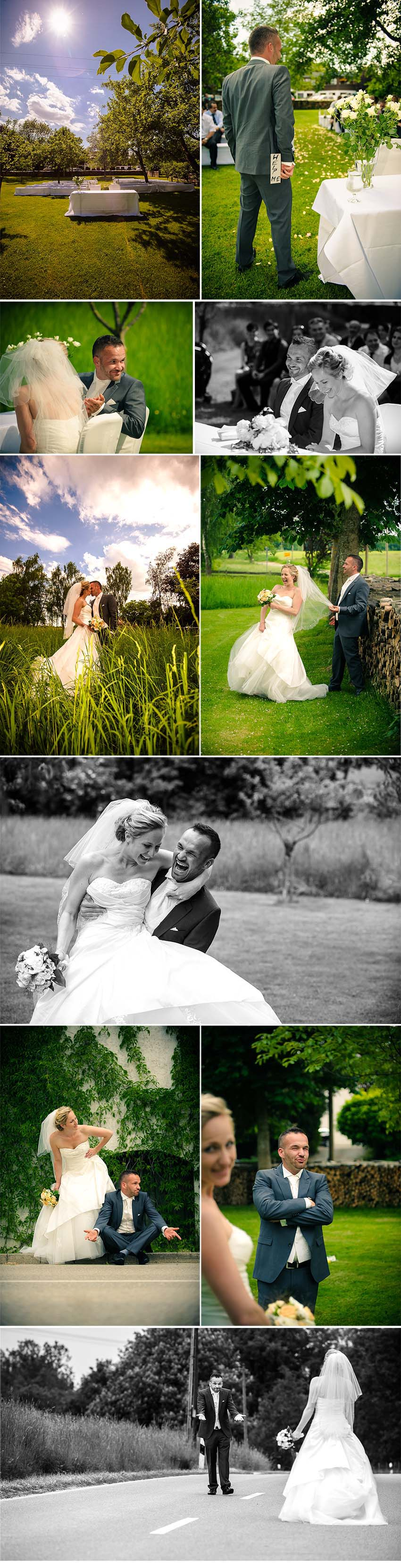 Hochzeit Erding Outdoor freie Trauung