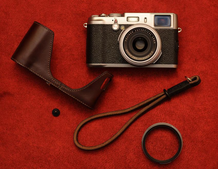 Fujifilm X100 Zubehör