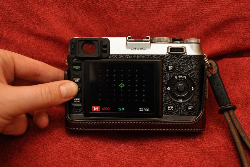Fujifilm X100 Autofokus