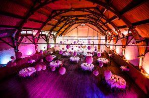 Hochzeitsstadl Weinstube Feierlocation